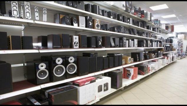 Mezitli Soli De Bulunan Elektronik Market Mağazamıza Bayan Personel