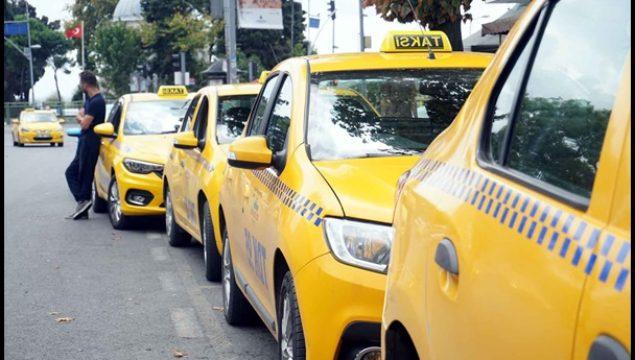 Taksi Şoförlüğü Yapmış Deneyimli Ticari Taksi Şoförü