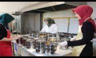 Mutfakta Çalışacak Bayan Yardımcı Aranıyor